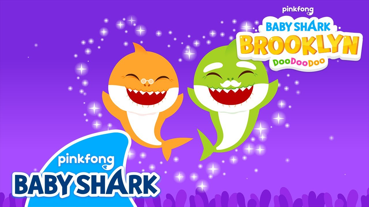 [EP.8] The Best Couple Contest | Baby Shark Brooklyn Animation | Baby Shark Official
