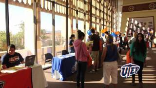"""UTEP Orange and Blue Day - """"Open House"""" for Prospective Students"""