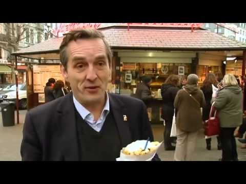 Belgium seeks cultural prize for famous fries