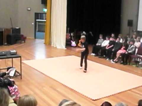 My Primary School Graduation Performance.