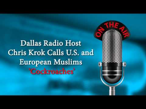 Listen: Dallas Radio Host Chris Krok Calls U.S. and European