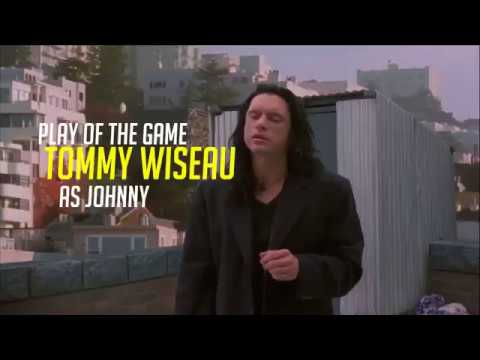 a81c5a989d20 Tommy Wiseau  Play of the Game - YouTube