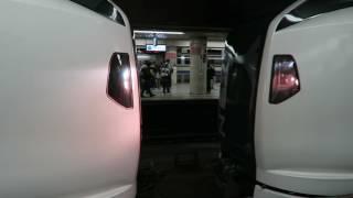 JR東日本【成田特快】E259系  - Japan Railway Narita Express (N'EX) 東京駅切り離し作業