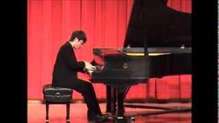 Piano Sonata No. 8 in C minor, Op. 13 Movement 1