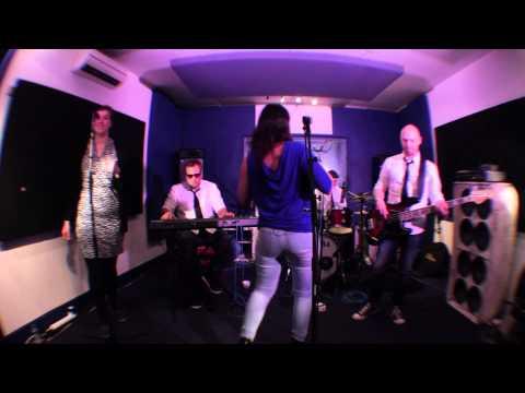 Myrna Braza - My Cocaine - live @ Unit 8 Recording Studios London