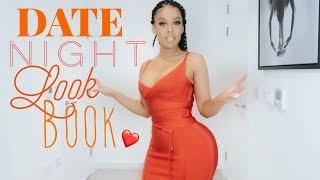 DATE NIGHT LOOK BOOK