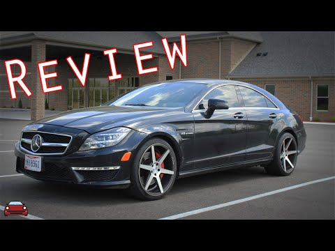 2013 Mercedes CLS 63 AMG Review