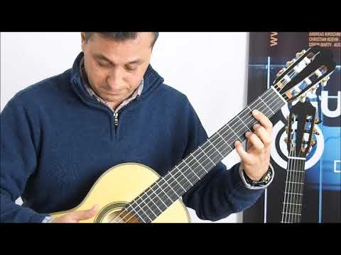 Guitar History : Torres To Doubletop With 4 Guitars  Www Concert Classical Guitar Com