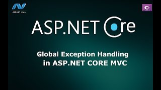 How to Perform Global Exception Handling in ASP NET CORE MVC