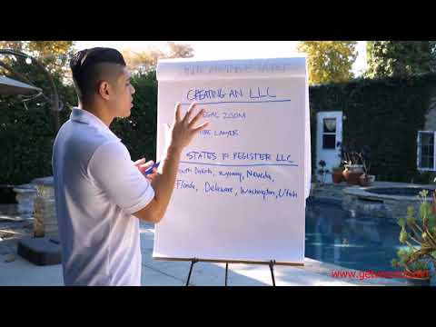 ATM ACADEMY MASTERY ERIC LUEVANO - CREATING AN LLC FOR YOUR ATM BUSINESS