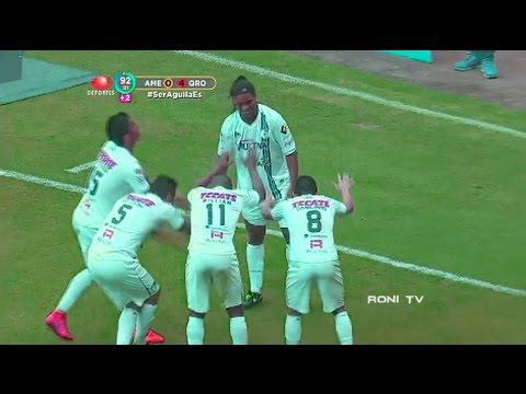 Golas Ronaldinho vs Club America - 2015 - HD 720p