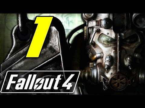 FALLOUT 4 [Walkthrough ITA HD - PARTE 1] - APOCALISSE ATOMICA