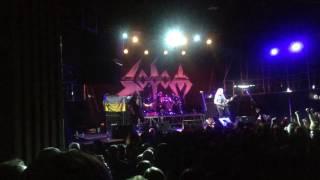 Sodom - Caligula (live in Kyiv, Ukraine, club Bingo, 25.03.2017)