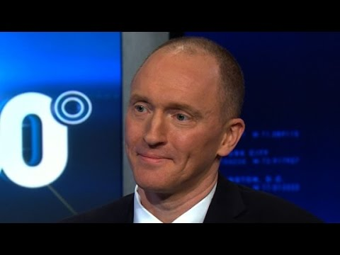 Watch An Excruciating Disaster Unfold As Anderson Cooper Grills Ex-Trump Aide Carter Page About Russia