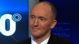 Full interview  Carter Page on Russia contact
