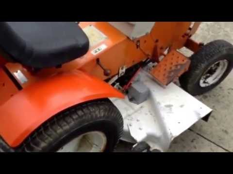 1971 Sears Custom 10xl Lawn Tractor Youtube
