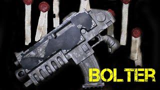 Prop Making: Warhammer 40k Boltgun