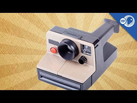 The Polaroid Camera: Where did it come from? | Stuff of Genius