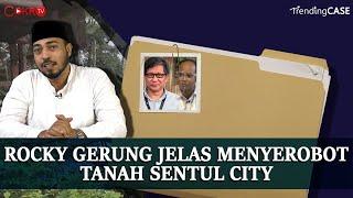 Download ROCKY GERUNG JELAS MENYEROBOT TANAH SENTUL CITY I Trending Case