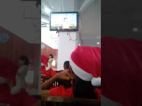 Perpisahan Dengan Ibu Guru Kami Sekaligus Natal Sd N 38 Ambon