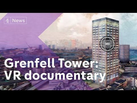 Grenfell: Our Home – watch the full virtual reality documentary