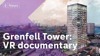 Grenfell: Our Home - watch the full virtual reality documentary