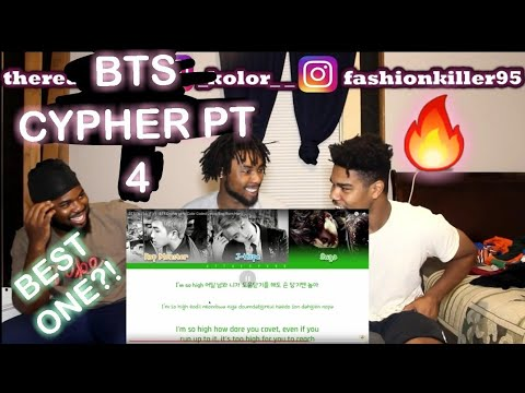 BTS (방탄소년단) - BTS Cypher pt.4 (Color Coded Lyrics/Eng/Rom/Han) REACTION!!
