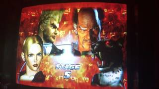 Tekken Tag Tournament Arcade playthrough