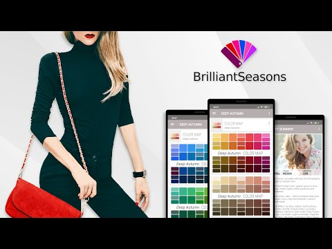 Show My Colors Seasonal Color Palettes Apps On Google Play