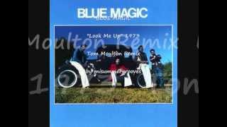 "BLUE MAGIC. ""Look Me Up"". 1973.  Tom Moulton Remix."