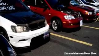 Club Mitsubishi, Aniversario Motor Show
