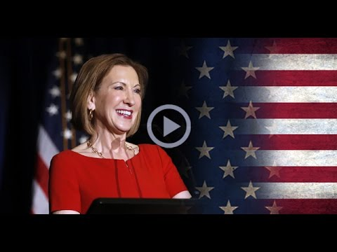 USINPAC Presidential Dialogue with Carly Fiorina