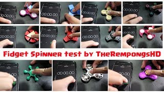 Drama Review Fidget Spinner Collection Indonesia | TheRempongsHD