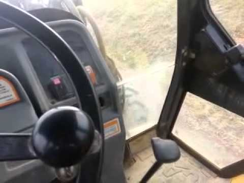cat 416c it backhoe 4x4 cab ex hoe youtube. Black Bedroom Furniture Sets. Home Design Ideas