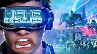 Ready Player One - HISHE Doblajes (Recapitulación Cómica)