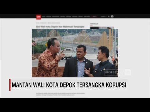 Mantan Wali Kota Depok Nur Mahmudi Tersangka Mp3