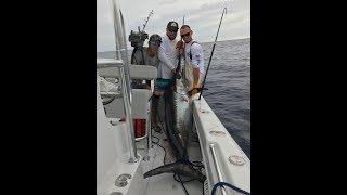 Big swordfish caught daytime deep dropping off Fort Lauderdale