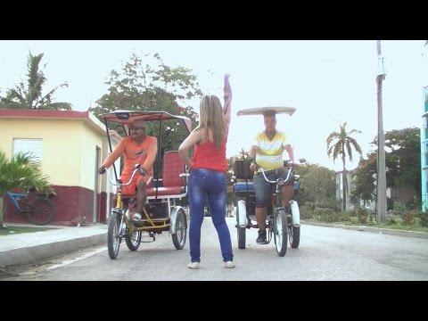 """Una probadita # 5 """"El bicitaxi (La carrera)"""" Las Tunas, Cuba 2016"""