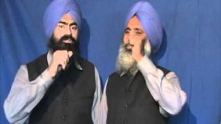 Babu Rajab Ali's Kavishree - Maa De Makhni Khaneo Ve ( 72 Kala Chhand )