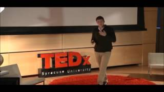 How digital currencies can prevent crime | Aidan Cunniffe | TEDxSyracuseUniversity