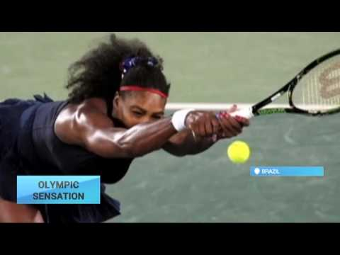 Olympic Sensation: Ukraine's Svitolina kicks world number one Serena Williams out of Olympics