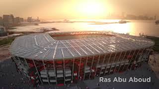 Стадионы Катара к ЧМ-2022