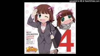 SWITCH ON - PETIT IDOLM@STER Twelve • Seasons! Vol. 4 Haruka Amami and Harukasan