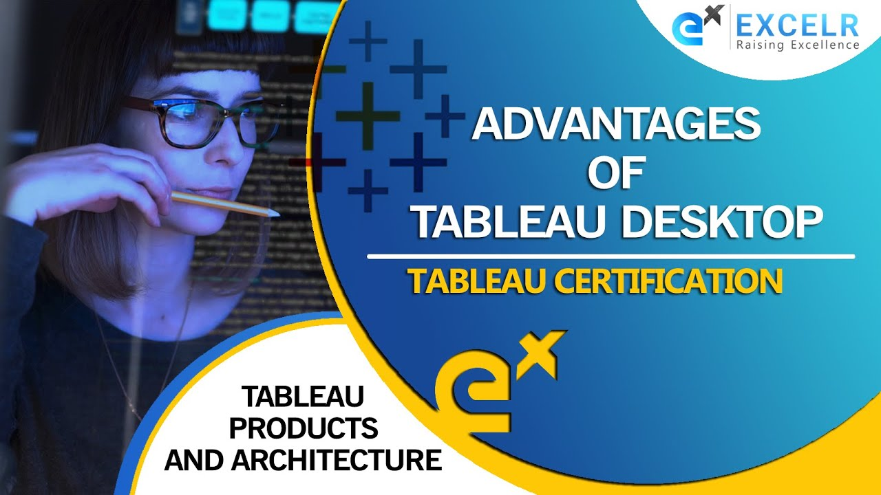 Tableau Online Tutorials 2018 | (Part -1) Tableau Products & Tableau  Architecture | ExcelR