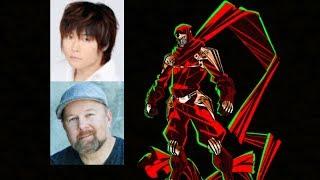 Anime Voice Comparison- Ninja Slayer (Ninja Slayer The Animation)