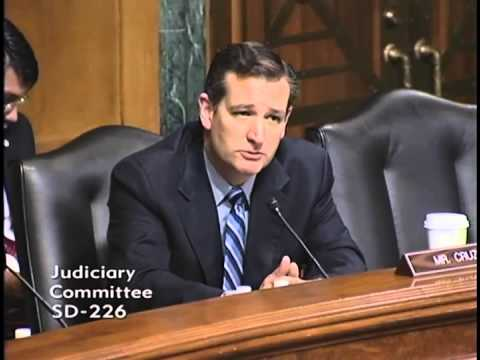 Sen. Ted Cruz Q&A with Judicial Nominees in Judiciary Committee