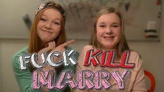 FUCK MARRY KILL w/ Beas Liv