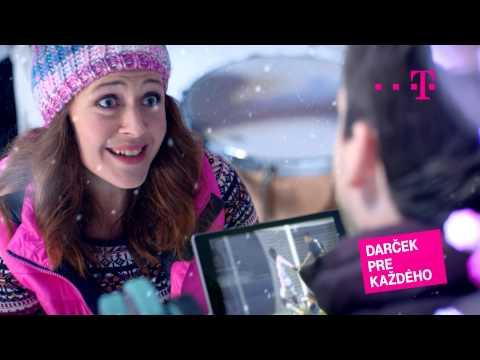 Telekom – Vianočný darček pre...