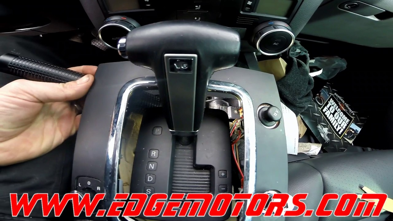Vw Touareg Shifter Interlock Release By Edge Motors Youtube