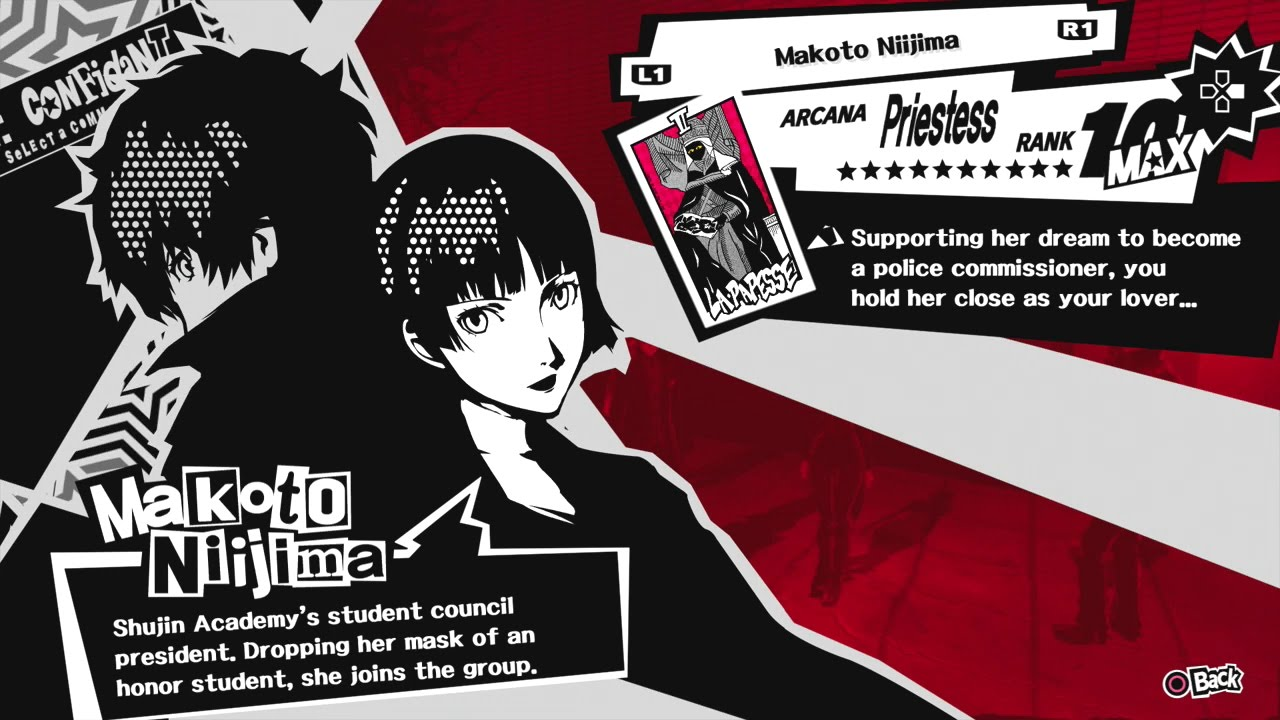 Persona 5 - Supplemental Guide - PlaystationTrophies org